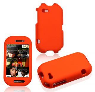 Sharp Kin Two 2 Metallic Orange Phone Cover Hard Case