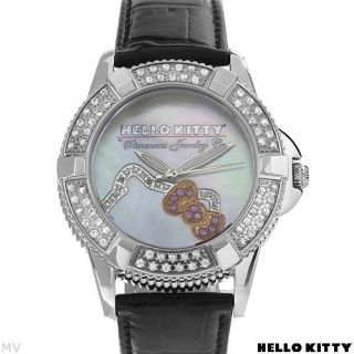 Kimora Lee Simmons Hello Kitty Sapphires Ladies Watch Model