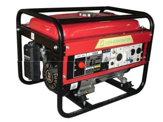Rural King 3 500 Watt Electric Start Portable Generator 3500E