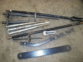 Snapper Power King Tractor Mower Brackets Parts UGT2060H 206H
