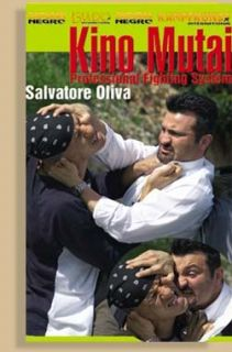 Kino Mutai Self Defense DVD Salvatore Oliva SALVA3