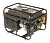 Kipor Generator KGE2400X 2400 Watt Recoil Start Conventional Generator