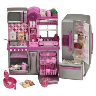 Gourmet Kitchen Set to fit American Girl, Our Generation, or Other 18