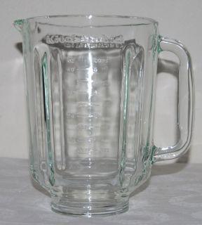 KitchenAid Kitchen Aid Ultra Power Blender Glass Jar Replacement KSB5