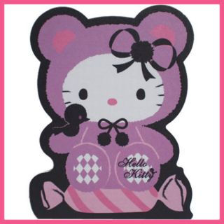New Japan Sanrio Hello Kitty Bear Memo Pad Note Paper