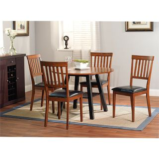 Dining Room Set Table And Chairs Kitchen Furniture Rubber Wood New