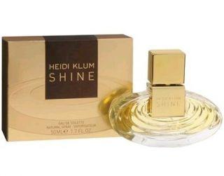 Shine by Heidi Klum 1 7 oz Eau de Toilette Spray for Women