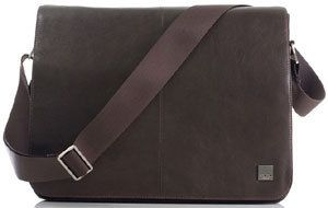 Knomo Bags Brompton Bungo 15 4 Leather Messenger Bag Business Case