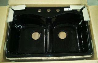KOHLER K 6626 4 7 Langlade Smart Divide Self Rimming Kitchen Sink