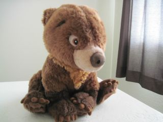 11  Authentic Small Koda Bear Brown Plush Stuffed Animal