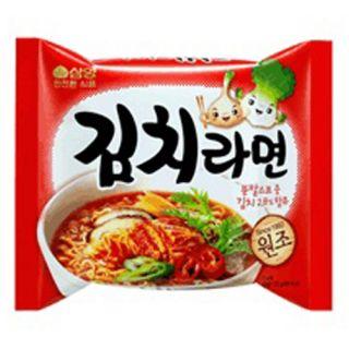 5pcs Ramyun Ramen Korean Instant Noodle Soup Snack Food