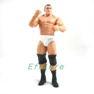 157 WWE Mattel Basics Series 2 Vladamir Kozlov Figure