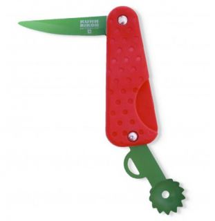 Kuhn Rikon Strawberry Knife Fruit Cutter Slicer