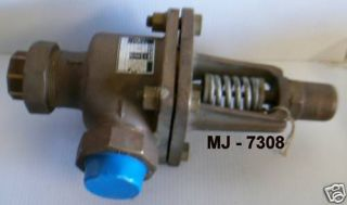 Kunkle Valve Co Safety Relief Valve