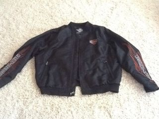Harley Davidson Mens Motorcycle Jacket