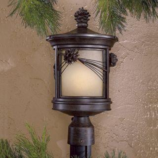 Minka Lavery Abbey Lane 1 Light Post Light 9156 357 PL