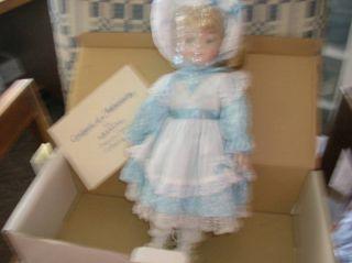 Princess House Krystal Porcelain Doll