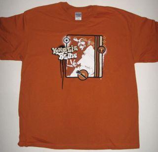 Kurtis Blow Retro Hip Hop Rapper T Shirt Tee Shirt XL