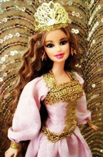 Queen Guinevere Barbie Doll OOAK Renaissance King Arthur