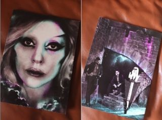 Lady Gaga 2012 Born This Way Ball Tour Program Official Book