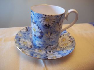 Royal Albert Bone China England LADY JANE Coffee Can Style Tea Cup and