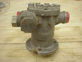Hilborn PG 150A Fuel Injection Pump