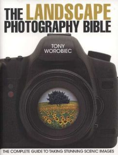 The Landscape Photography Bible Used Bargain Paperback Book