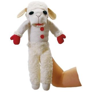 Lamb Chop Puppet by Aurora New Full Body Plush Toy