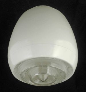 Hardware Light Fixture Lamp Shade Cover Milk Clear Glass Ceiling Globe
