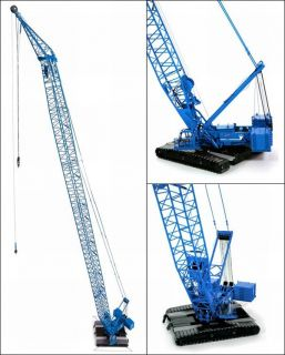 TWH Manitowoc Lampson 16000 Crawler Crane High Detail Now Discontinued