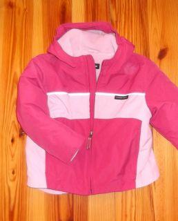 LANDS END Girls Winter Jacket   Warm and Cute VGUC (Medium Size 5 6)