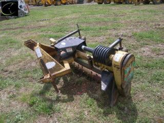 FOOT HARLEY RAKE TRACTOR ATTACHMENT 3 POINT HITCH ROCK PICKER