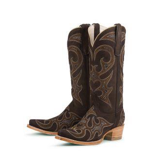 Lane Boots Womens Brown Love Sick Cowboy Boots