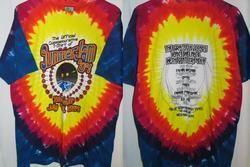 Summerjam 2004 Ithaca NY Grateful Dead Concert T Shirt