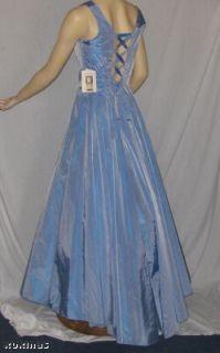 Jessica McClintock Bridesmaid Formal Laceup Dress 10