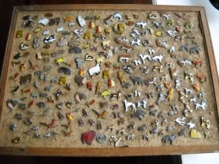over 200 animal lapel pin hat pins Dogs wild animals farm animals