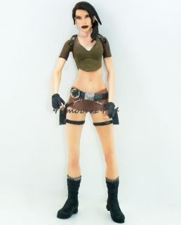 NECA Lara Croft Tomb Raider Underworld Action Figure 7