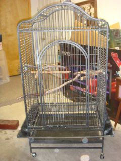 Large Parrot Bird Cage