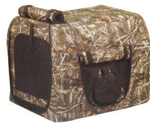 1092 Large Insulated Realtree Camo Camouflage Dog Crate Carrier Cover