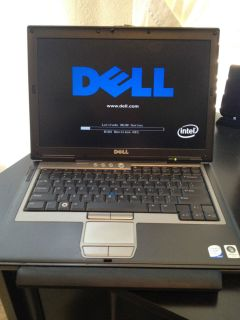 Dell Latitude D630 Laptop Notebook with Docking Station