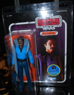 Star Wars Gentle Giant Lando Calrissian 12 Kenner Exclusive CVI