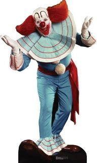 Larry Harmon as Bozo The Clown Limited Edition Life Size Cardboard