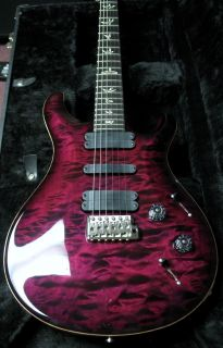 Paul Reed Smith 513 Angry Larry 10 Top Quilt New PRS