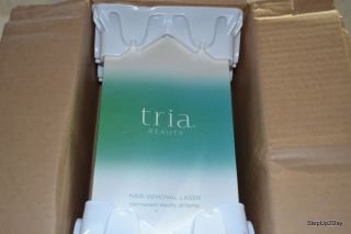 2012 Model New Tria Laser Hair Removal System Genuine 100 Authentic
