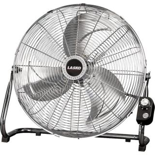 Lasko High Velocity Floor Fan, Industrial / Commercial Grade Quality