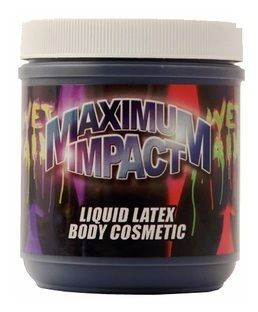 Liquid Latex Body Art Paint Painting Maximum Impact Cosmetic Costume