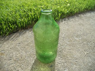 RARE Rolling Rock Beer Cone Top Can Glass Bottle Latrobe PA