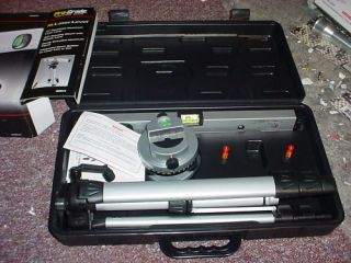 Laser Level Pro Grade XL Model 82844 Tripod