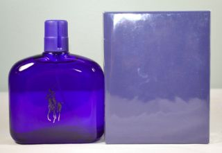 Polo Ralph Lauren Blue 4 2 oz Cologne Mens Tester