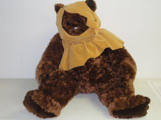 Star Wars Frito Lay Exclusive 36 Life Size Plush Ewok Limited Edition